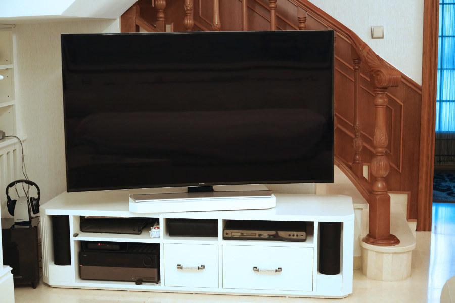 Diseño de mueble multimedia a medida