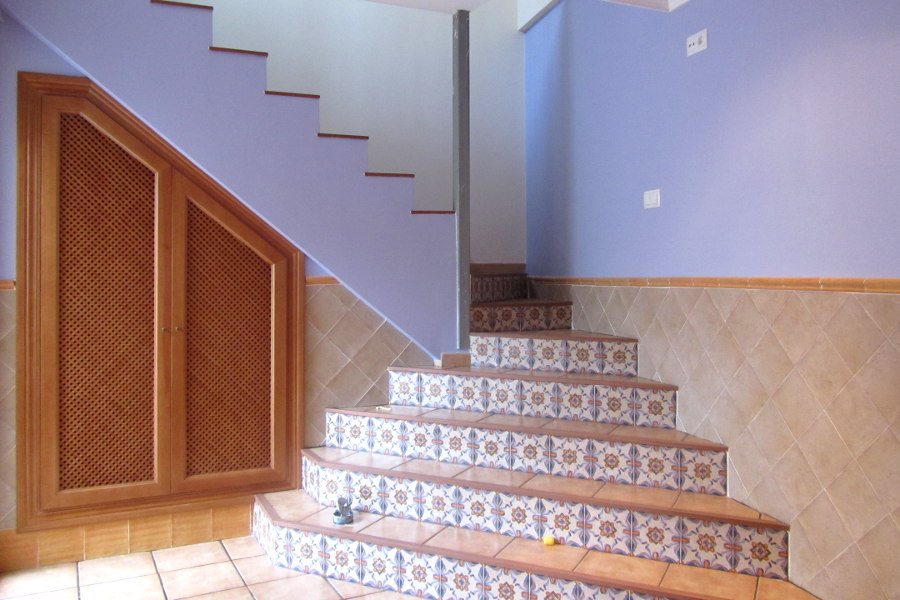 Armarios despensero bajo escalera