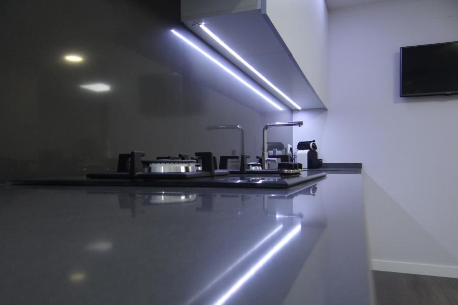 Armarios con luz led