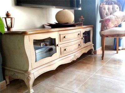 Muebles estilo Frances-provenzal