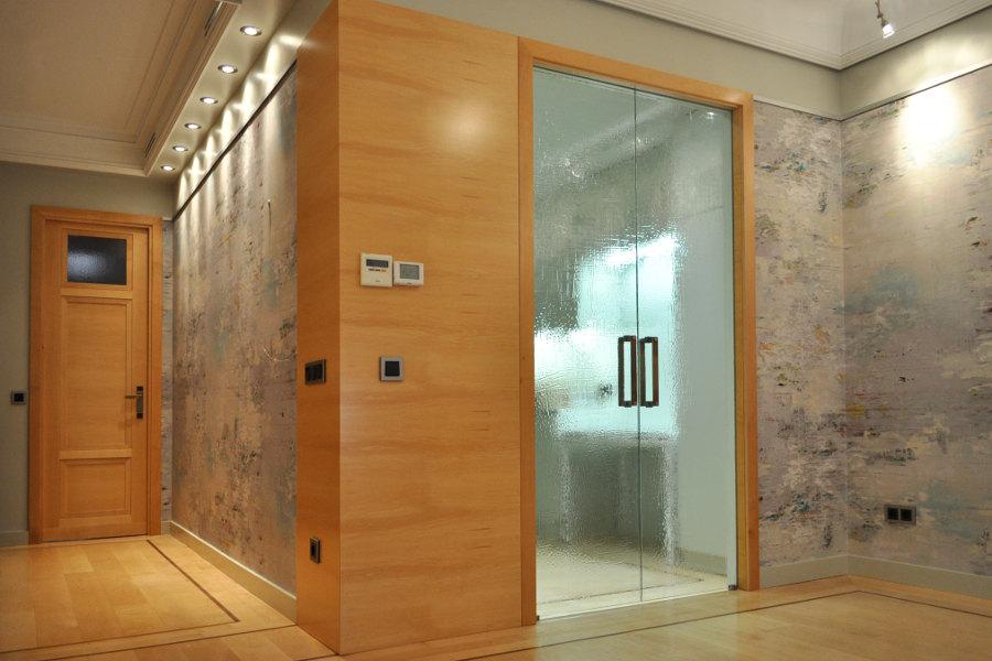 Panelado decorativo y puertas