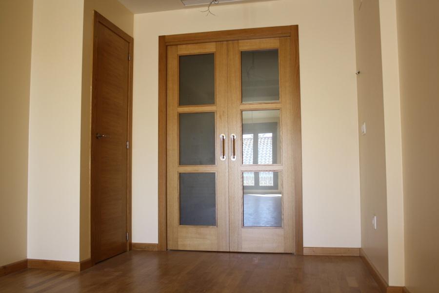 Bloque completo de viviendas mudeyba - Puertas de entrada con cristal ...